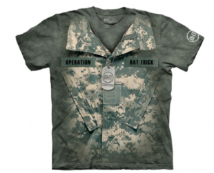 OHT Uniform Military Support T-Shirt